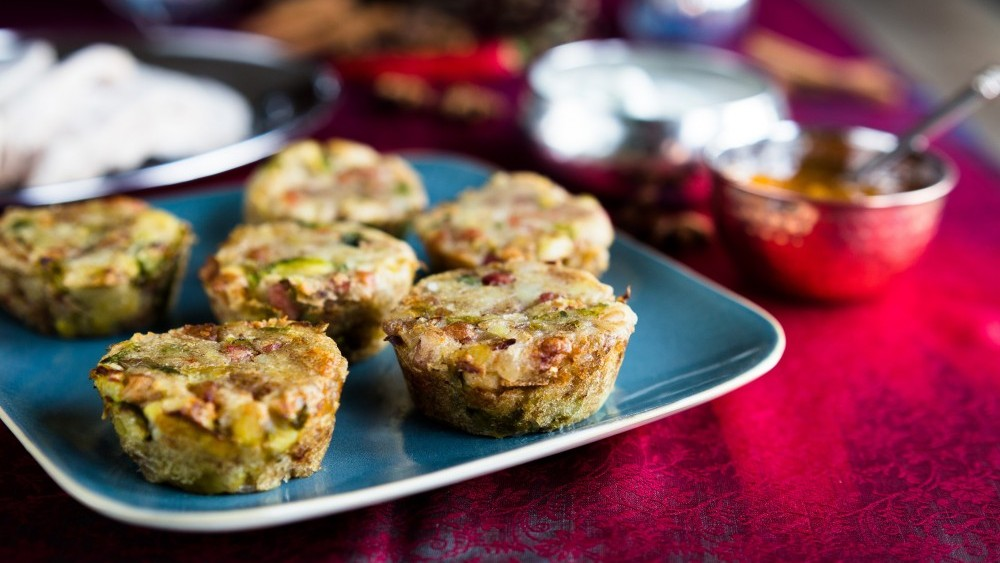Bombay bubble and squeak bites