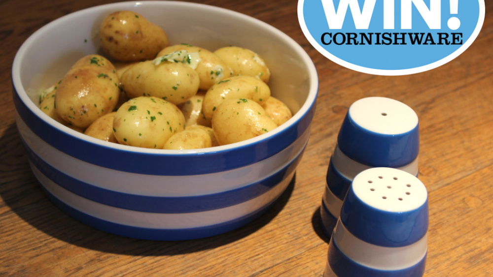 Terms and conditions - Cornishware collaboration Facebook competition three