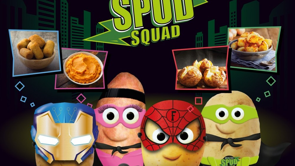 Activity 4 Help the spud squad cook