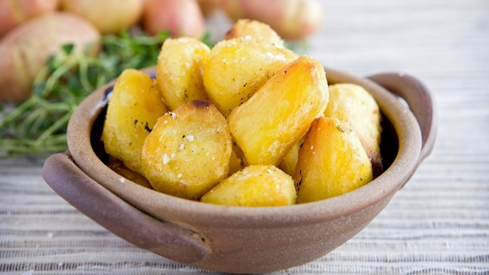 The science of the festive spud: How to prepare the perfect roast potato for Christmas