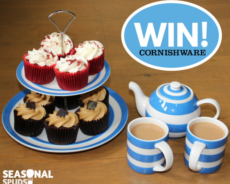 Terms and conditions - Cornishware collaboration Facebook competition