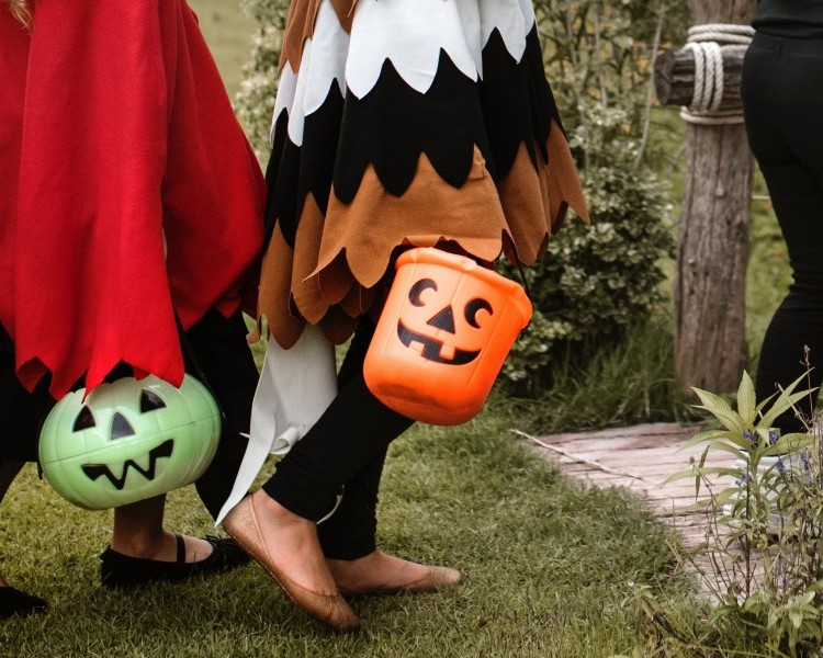 Spooky spuds - Halloween activities for the family